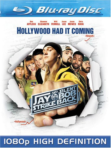 Cover art for  Jay and Silent Bob Strike Back [Blu-ray]