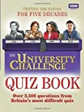 Unknown The University Challenge Quiz Book (2010)