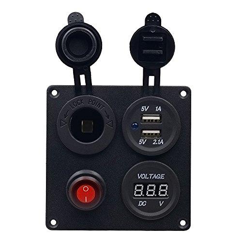 bluefire-panneau-interrupteur-double-chargeur-usb-en-aluminium-alimentation-12-v-led-voltmetre-prise