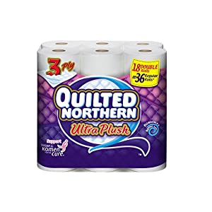 Quilted Northern Bath Tissue, Ultra Plush