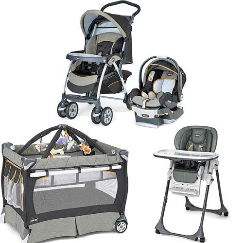 chicco sedona kit stroller system high chair and play yard combo giovana limamol. Black Bedroom Furniture Sets. Home Design Ideas