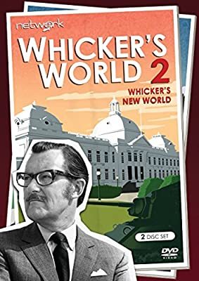 Whicker's World 2: Whicker's New World [DVD]