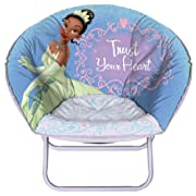 Princess and the Frog Mini Saucer Chair