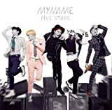 Girlfriend (Japanese ver.)-MYNAME