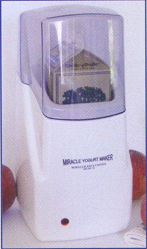 Miracle Milk Carton Yogurt Maker - (ME72)