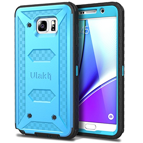 New Galaxy Note 5 Case, ULAK KNOX ARMOR [Heavy Duty] Full-body Rugged Case For Samsung Galaxy Note 5...