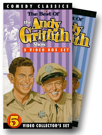 Andy Griffith Show Collection: Class Reunion/Rafe Hollister Sings, Andy Discovers America/Aunt Bee's Medicine Man, Opie and the Spoiled Kid/Andy's English Valet, The Rivals/A Wife for Andy, Mountain Wedding/The Big House [VHS]