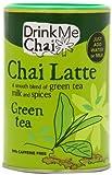 Drink Me Chai Green Tea Chai Latte 250 g (Pack of 3)