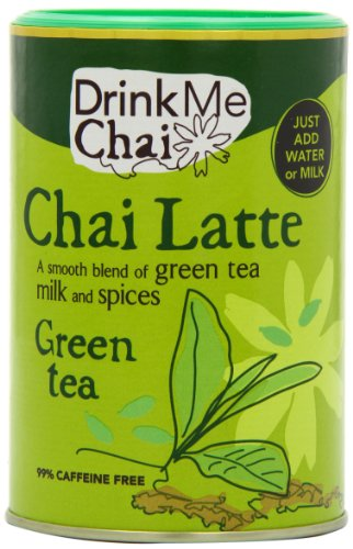 Drink Me Chai Green Tea Chai Latte 250 g (Pack of 3)