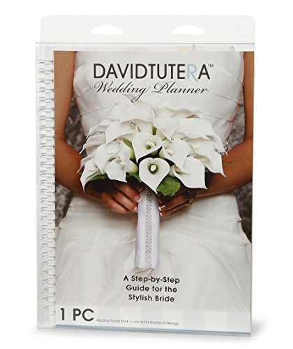 David Tutera Wedding Planner - Spiral Bound - 1 piece