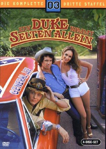 Ein Duke kommt selten allein - Die komplette dritte Staffel [4 DVDs]