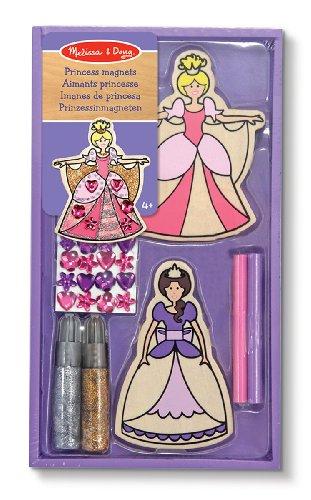 Melissa & Doug Party Favours: Princess Magnets - 1