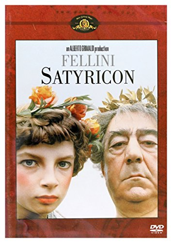 Fellini - Satyricon [DVD] [Region 2] (Audio italiano)