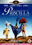 THE ADVENTURES OF PRISCILLA QUEEN OF THE DESERT DVD IN STOCK