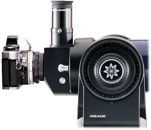 Meade 07366 No.64ST 35-Millimeter SLR Camera T-Adapter for ETX-60, ETX-70 and ETX-80 Series Telescopes (Black)