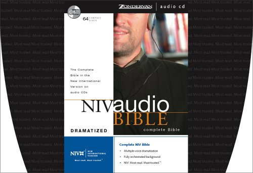 NIV Audio Bible Dramatized CD: Zondervan: 0025986918637: Amazon.com: Books