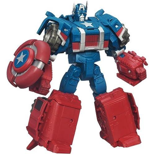 트랜스포머  마베루  Avengers 캡틴 미국-A0224