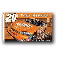 Tony Stewart #20 NASCAR 3