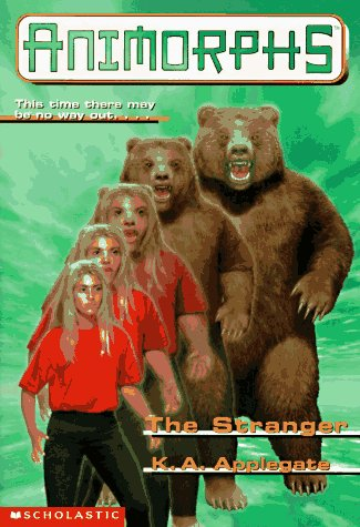 Animorphs #07: The Stranger (Animorphs), K.A. APPLEGATE