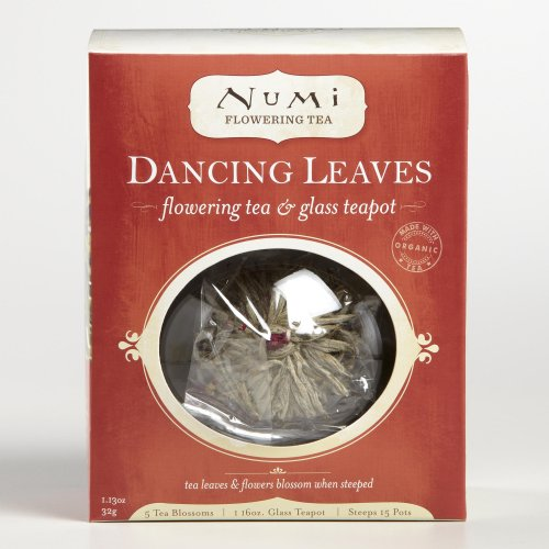 Numi Glass Teapot And Flowering Tea - World Market