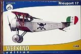 Eduard Models 1/48 Nieuport 17 Weekend Edition