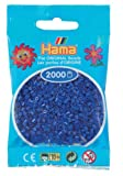 Hama Mini Beads Dark Blue