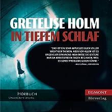 In tiefem Schlaf [In Deep Sleep] (       ungekürzt) von Gretelise Holm, Hanne Hammer (translator) Gesprochen von: Marion Reuter