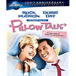 Pillow Talk Collector's Series [Blu-ray Book + DVD + Digital Copy]