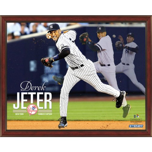 Derek Jeter Throw