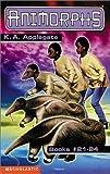 Animorphs Boxed Set #06: Books 21-24