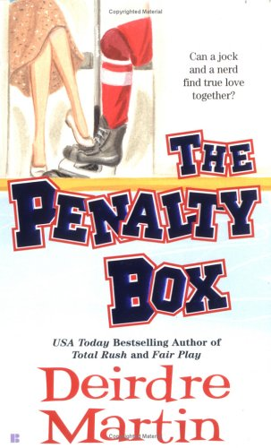 The Penalty Box (Berkley Sensation), MARTIN, DEIRDRE