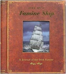 irish famine daybook article