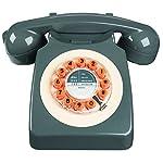 746 Phone Retro Design - Concrete Grey