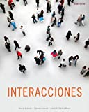 img - for Interacciones (World Languages) book / textbook / text book