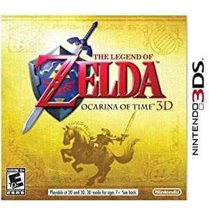 New - The Legend of Zelda 3DS by Nintendo - CTRPAQEE