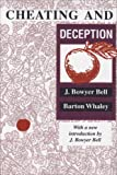 Cheating and Deception (088738868X) by Bell, J. Bowyer
