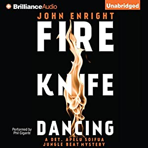 Fire Knife Dancing Audiobook