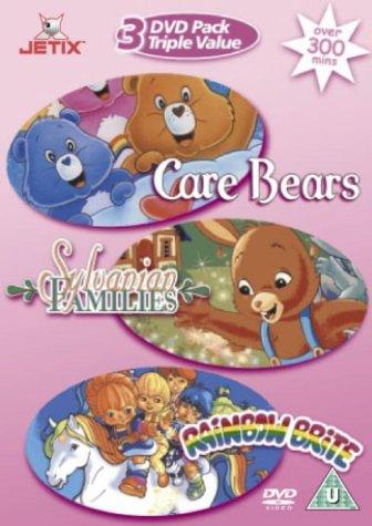 Care Bears/Sylvanian Families/Rainbow Brite [DVD]