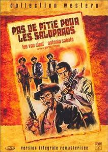 Pas de pitié pour les salopards [Francia] [DVD]