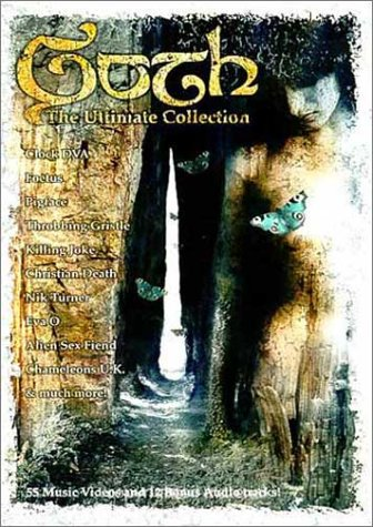 Goth: Ultimate Collection [DVD] [Import]