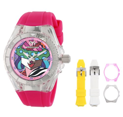 TechnoMarine Cruise Britto Limited Edition Women's watch #113039