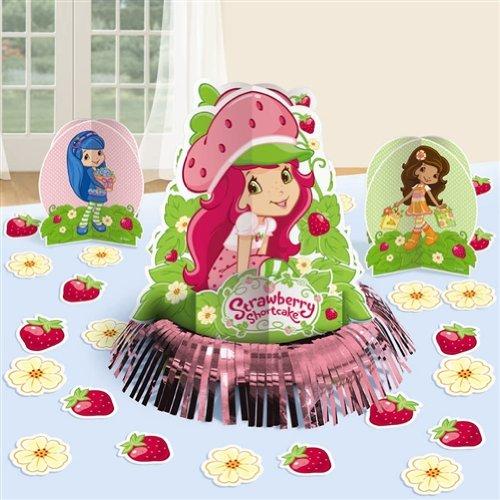 Imagen de Tarta de Fresa de mesa Decoración