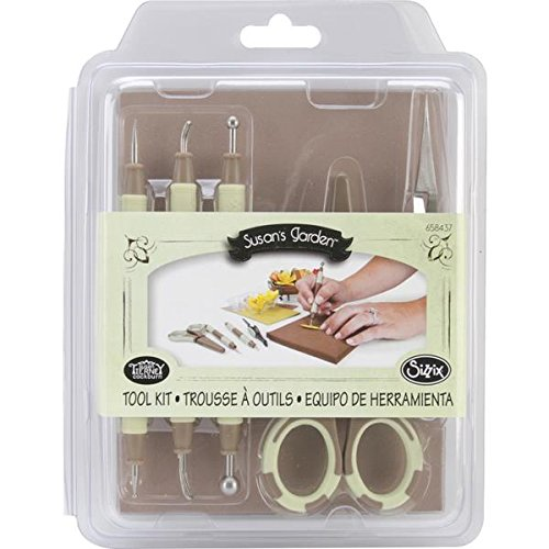 Sizzix Accessory - Tool Kit inspired by Susan Tierney-Cockburn
