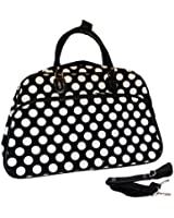 High Fashion Travel Weekender Bag Overnight Carry On Bag