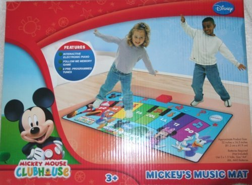 Disney Mickey's Music Mat