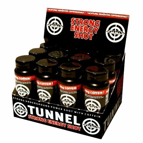 Tunnel Energy Drink Shots - 12 x 6cl