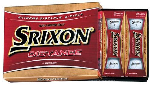 Dunlop (Dunlop) Srixon Srixon Distance Ball White 12p