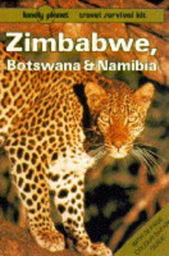 Lonely Planet Zimbabwe, Botswana and Namibia (Lonely Planet Travel Survival Kit)
