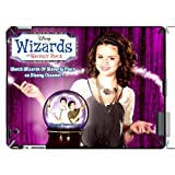 Disney Channel Wizards of Waverly Place Hard Protection Cover Case for The New iPad 2 3 4 iMCA-CP-18231 i Pad Tablet PC Housing