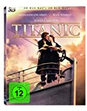Image de BluRay Titanic (3D Vers.) [Blu-ray] [Import allemand]